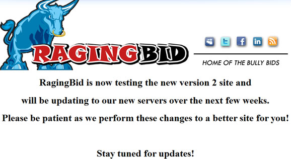 Ragingbid is testing.